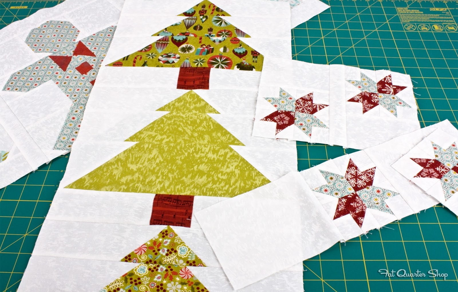 Christmas Quilts Archives - The Jolly Jabber Quilting Blog