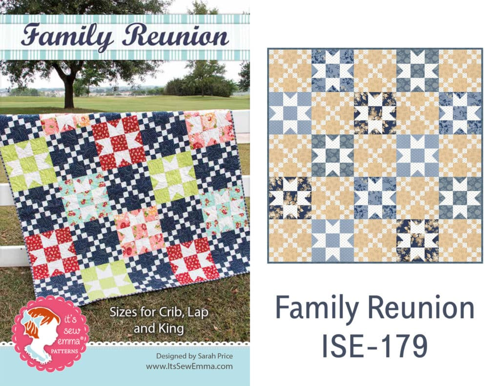 Family Reunion quilt