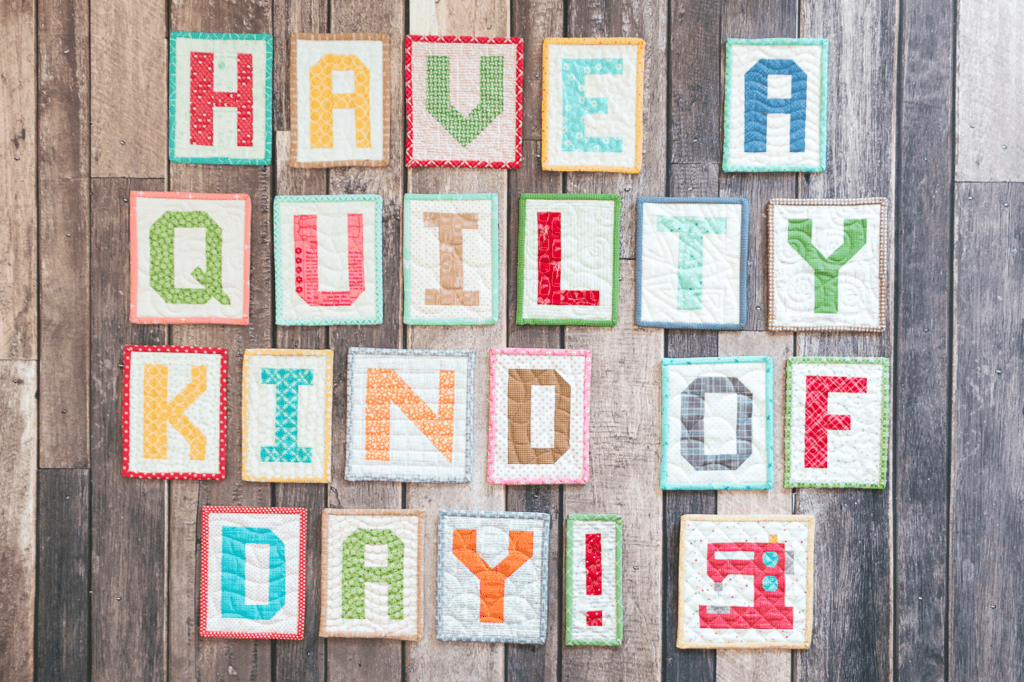 have a quilty kind of day
