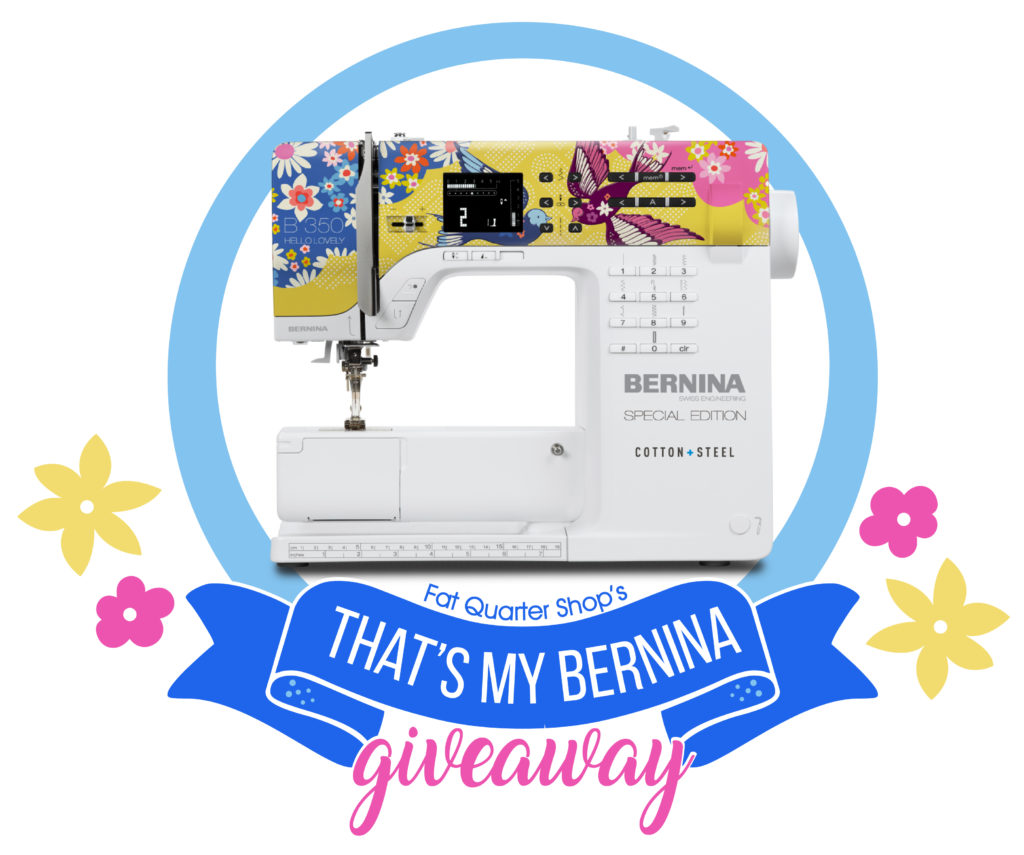 that's my bernina