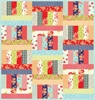 Jelly Roll Jam 2 Quilt