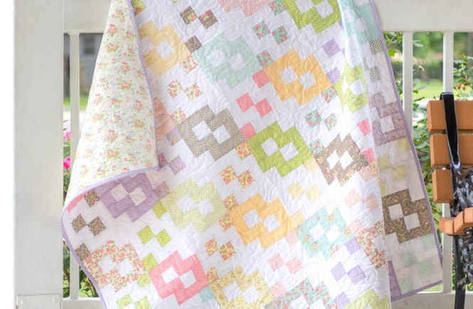 Free Pattern Archives - The Jolly Jabber Quilting Blog