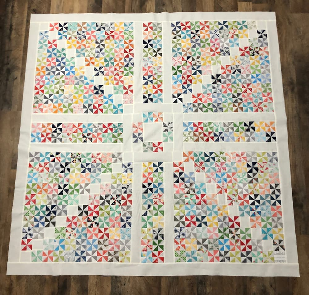 Log Cabin Quilt Along My 2020 Challenge The Jolly Jabber Quilting Blog