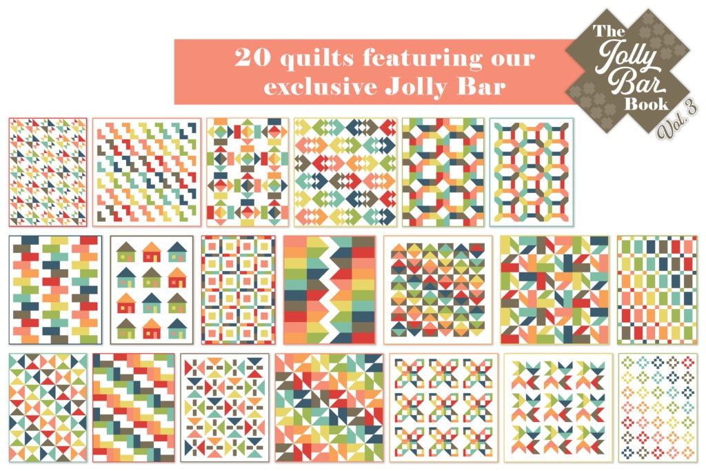 All 20 quilts