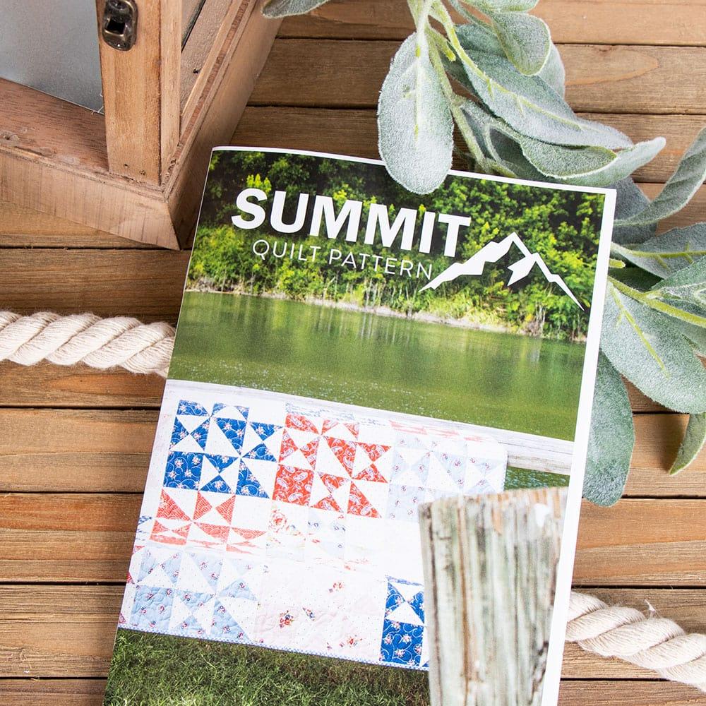 Summit Quilt Pattern